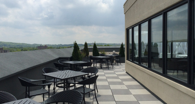Summer Rooftop Happy Hour at Char Steak and Lounge