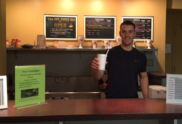 Top smoothies to try the yamanator smoothie rochester a for A list salon rochester