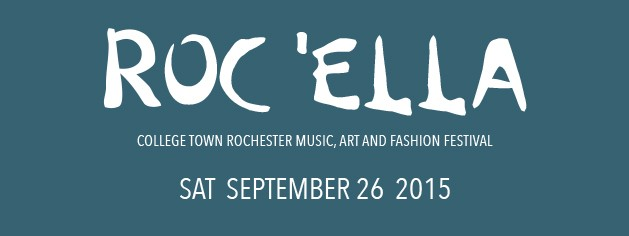 Roc ella celebration of music art and fashion for A list salon rochester