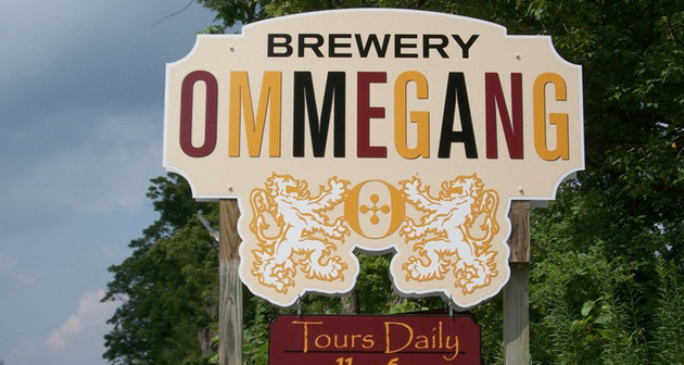 Ommegang Brewery Beer Tasting Golf Happy Hour