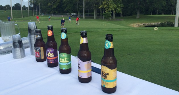 Friday Beer Tasting Golf Tournament Series