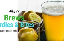 brews, Birdies and bitesEvent Header