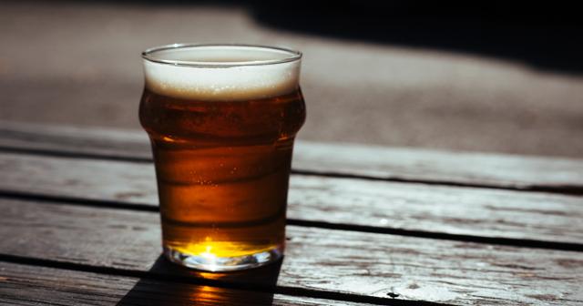 craft beer porch