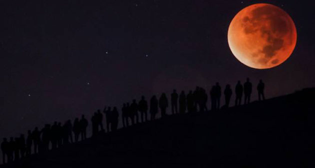 A-List Adventure- Full (Super) Moon Hike and xc Ski Party Feb. 2