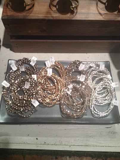 braceletsGlittery