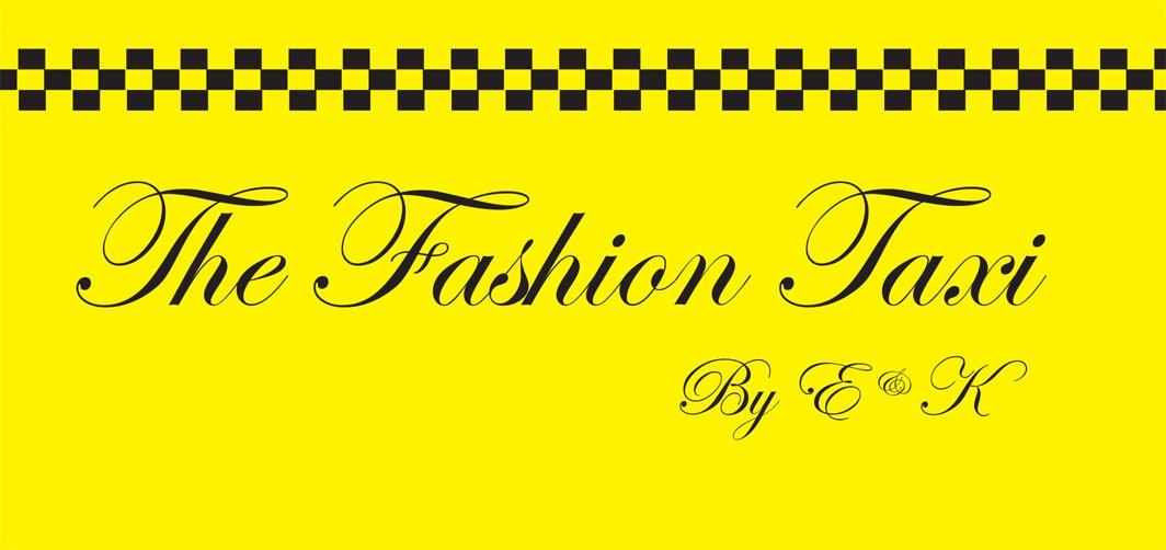 fahion taxi logo