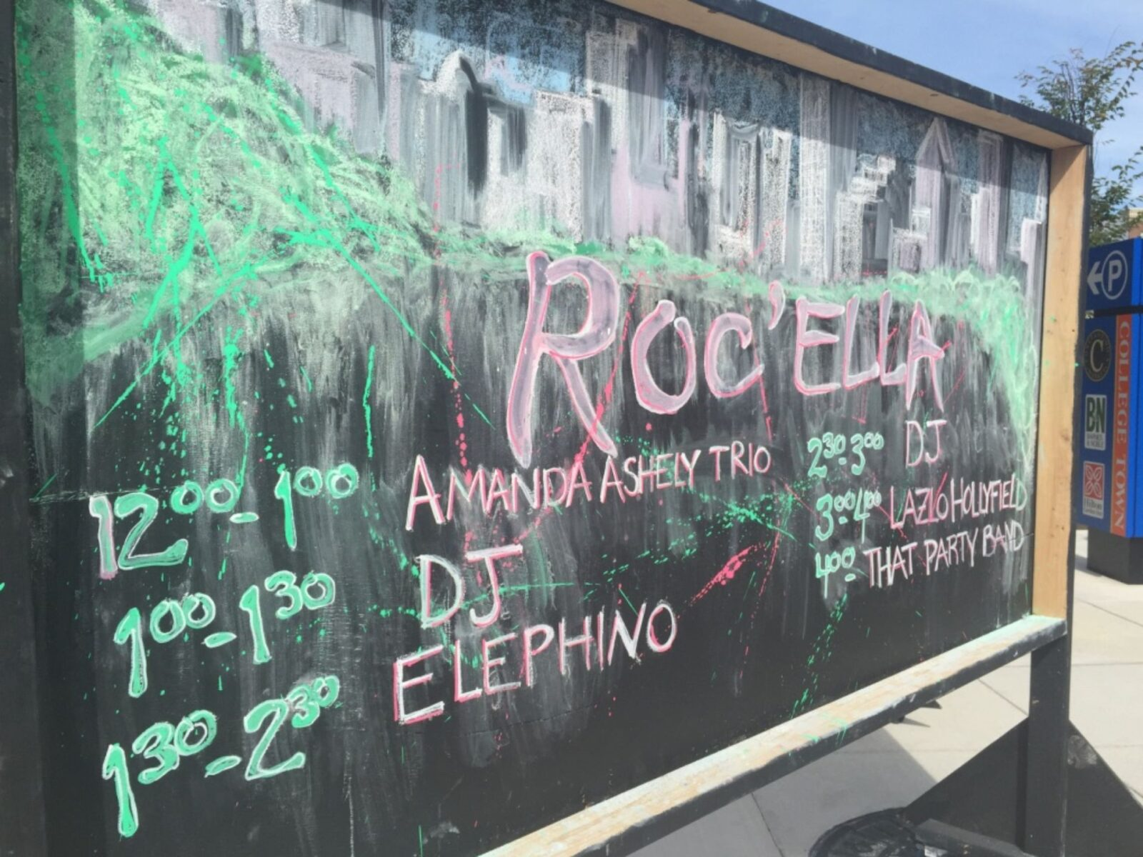 rocella chalkboard