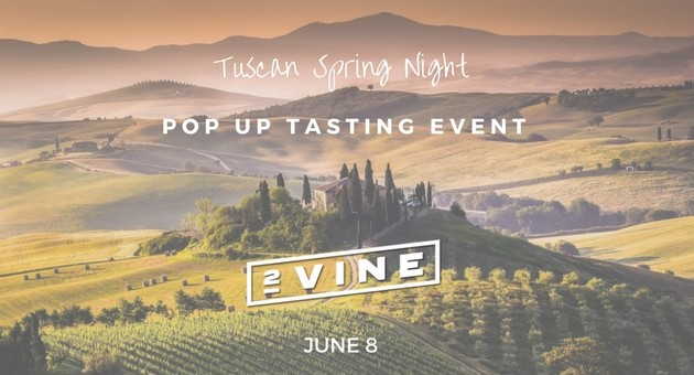 Tasting Event- One Night Only