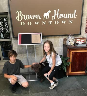 Brown Hound Kids
