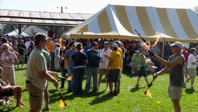 Inside Look at the Autumn Festival of Ales