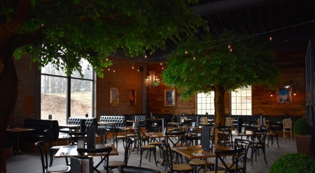 NY Beer Project Chestnut trees